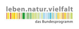 Logo - leben.natur.vielfalt